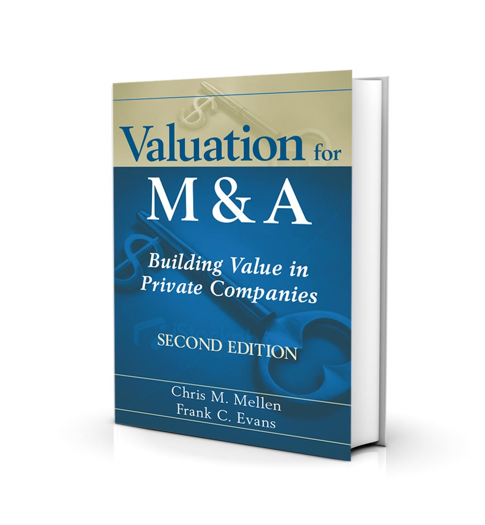 Cover of Valuation for M&A: Building Value in Private Companies